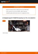 Zalecenia mechanika samochodowego dotyczącego tego, jak wymienić VW Touran 1t1 1t2 2.0 TDI 16V Pasek klinowy wielorowkowy