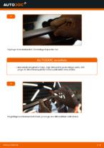 VW TOURAN Pesurikumm vahetus: tasuta pdf