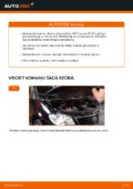 Kā nomainīt VW Touran 1T1 1T2 priekšējos bremžu diskus