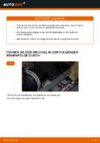 Auswechseln Bremstrommel VW TOURAN: PDF kostenlos