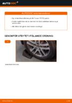 Bilmekanikers rekommendationer om att byta VW Touran 1t1 1t2 2.0 TDI 16V Multirem