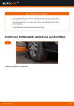 VW eesmine parem Stabilisaatori otsavarras vahetamine DIY - online käsiraamatute pdf