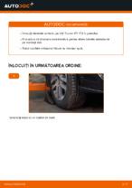 Cum se înlocuiesc și se ajustează Bieleta bara stabilizatoare față dreapta: ghid pdf gratuit