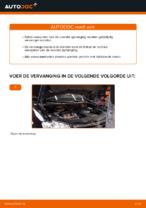 Leer hoe u de VW Schokbrekers achter kunt oplossen