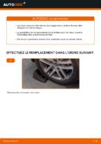 Comment remplacer les ressorts de suspension arrière sur une VW Touran 1T1 1T2