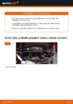 Comment remplacer les ressorts de suspension avant sur une VW Touran 1T1 1T2