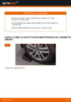 Tutorial paso a paso en PDF sobre el cambio de Bieletas de Suspensión en VW TOURAN