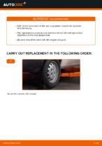 FIAT DOBLO Platform/Chassis (263) repair and maintenance tutorial