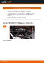 Byta Fjäderben bak och fram VW själv - online handböcker pdf