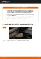 A Gumiharang Készlet Kormányzás cseréjének barkácsolási útmutatója a VOLVO V50 (MW)-on