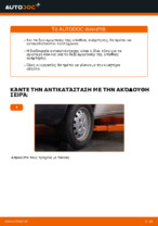 Μάθετε πώς να διορθώσετε το πρόβλημα του Αμορτισέρ εμπρος και πίσω FIAT