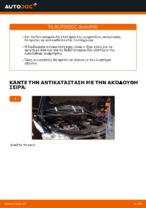 Πώς αλλαγη και ρυθμιζω Ανάρτηση VW TOURAN: οδηγός pdf