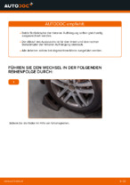 Stoßdämpfer austauschen VW TOURAN: Werkstatt-tutorial