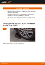 Stoßdämpfer Satz Öldruck und Gasdruck tauschen: Online-Tutorial für VW TOURAN