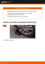 Automekaniker anbefalinger for udskiftning af VW Touran 1t1 1t2 2.0 TDI 16V Kileribberem