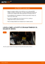 Recomendaciones de mecánicos de automóviles para reemplazar Amortiguadores en un FIAT Fiat Doblo Cargo 1.3 D Multijet