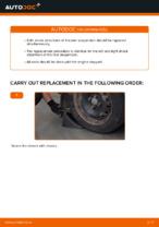 Step-by-step repair guide for RENAULT KANGOO
