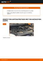 Οι συστάσεις του μηχανικού αυτοκινήτου για την αντικατάσταση FORD Ford Focus 2 da 1.6 Φίλτρο καυσίμων