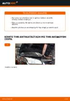 Πώς αλλάζουμε λάδι κινητήρα και φίλτρο λαδιού σε Ford Focus 2 DA