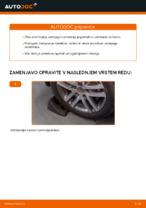 Kako zamenjati in prilagoditi Blažilnik VW TOURAN: vodnik pdf