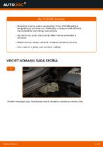 PDF nomaiņas rokasgrāmata: Bremžu diski VOLVO aizmugurē un priekšā
