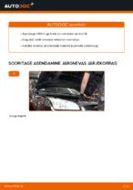 Kuidas vahetada mootoriõli ja filtrit autol Ford Focus 2 DA