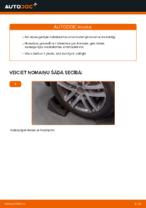 Kā nomainīt un noregulēt Amortizators VW TOURAN: pdf ceļvedis