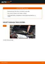 Eļļas filtrs maiņa: pdf instrukcijas FORD FOCUS