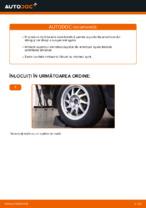 Cum înlocuim suportul amortizorului spate pe Ford Focus 2 DA
