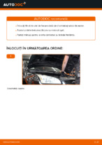 Schimbare Filtru ulei: pdf instrucțiuni pentru FORD FOCUS