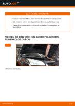 DIY-Leitfaden zum Wechsel von Motorölfilter beim FORD FOCUS II Saloon (DA_)