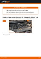 Werkplaatshandboek voor FORD FOCUS II (DA_)