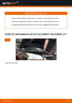 Hoe motorolie en een oliefilter van een Ford Focus 2 DA vervangen
