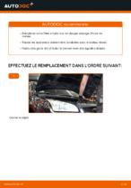 Comment remplacer l'huile moteur et un filtre à huile sur une Ford Focus 2 DA