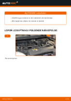 Instruktionsbog FORD FOCUS