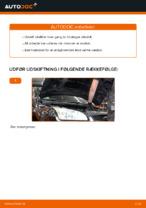 Manuel PDF til vedligeholdelse af FOCUS