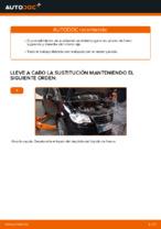 Guía de reparación paso a paso para VW Touran 5t
