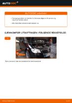 VW TOURAN feilsøkingsmanual
