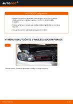 Vymeniť Brzdové doštičky VW GOLF: zadarmo pdf