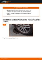 Εγχειρίδιο PDF στη συντήρηση TOURAN