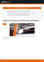 Avtomehanična priporočil za zamenjavo VW Golf 6 2.0 TDI Koncnik