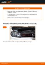 VW hátsó és első Fékbetét készlet cseréje csináld-magad - online útmutató pdf