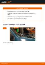 KANGOO instrukcijas par remontu un apkopi