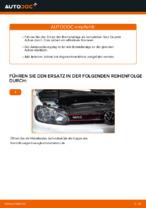 Wie Sie die hinteren Bremsbeläge am VOLKSWAGEN GOLF VI (5K1) ersetzen
