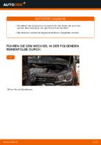 VW TOURAN (1T3) Bremszange ersetzen - Tipps und Tricks