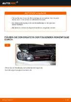 ATE 23589 für AUDI, SEAT, SKODA, VW | PDF Tutorial zum Wechsel