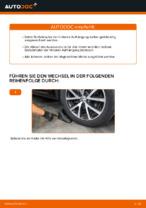 VW TOURAN Wartungsanweisungen