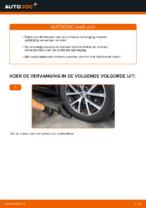 Zelf Veerpoten achter en vóór vervangen VW - online handleidingen pdf