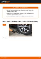 Comment remplacer les ressorts de suspension arrière sur une VOLKSWAGEN TOURAN I (1T3)