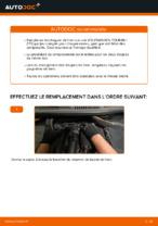 Remplacement Disque VW TOURAN : pdf gratuit
